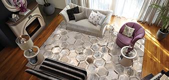 Area rugs on sale at Carpets & Us!